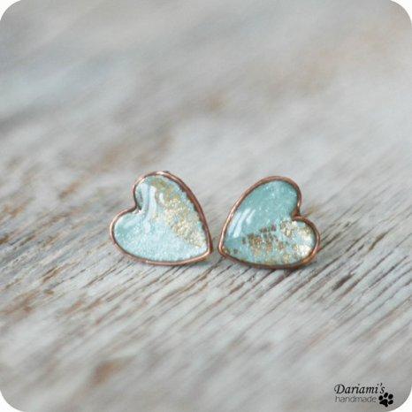 boucles d'oreilles originales