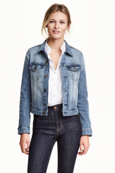 Veste en jeans – H&M 49,90chf